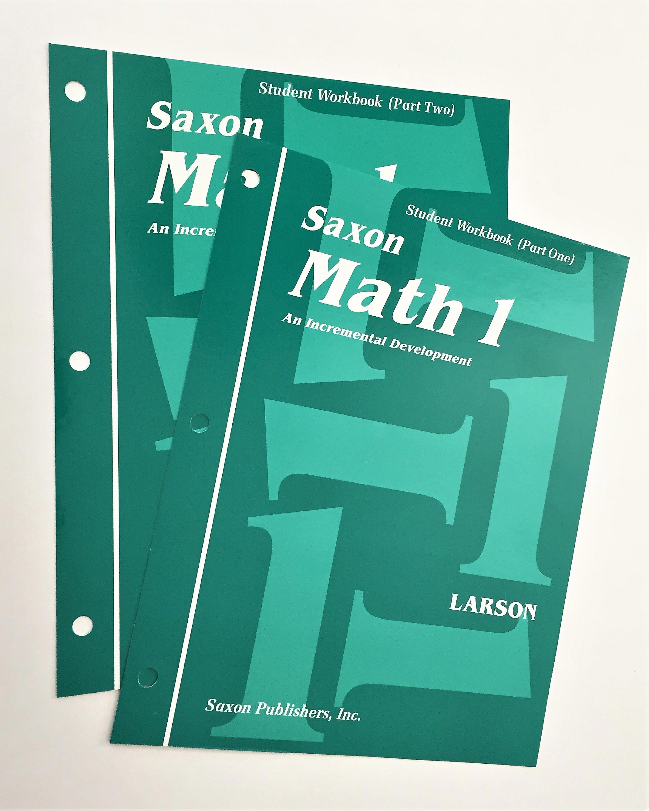 saxon math grade 1 workbook pdf